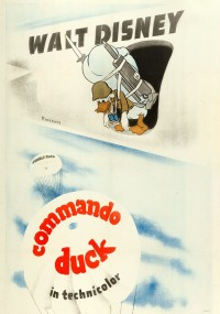 Akcja specjalna Donalda (1944) plakat