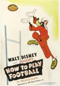 Jak grać w football amerykański (1944) plakat