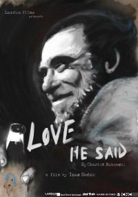 Miłość, powiedział