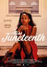 Miss Juneteenth (2020) plakat
