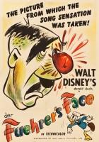 plakat - Der Fuehrer's Face (1942)