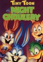 Tiny Toons' Night Ghoulery (1995) plakat