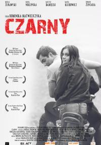 Czarny (2008) plakat