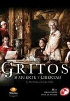 plakat - Gritos de muerte y libertad (2010)