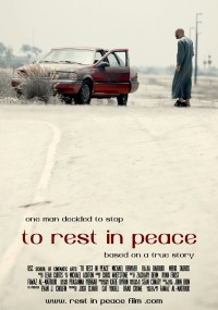 To Rest in Peace (2010) plakat
