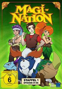 Magi-Nation (2007) plakat