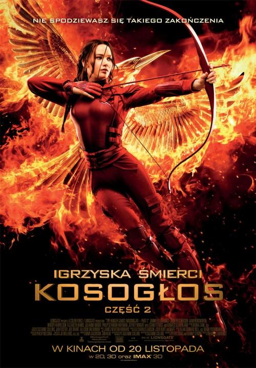 Igrzyska śmierci: Kosogłos Część 2 / The Hunger Games: Mockingjay Part II 3D (2015) OU.BDRip.1080p.x264.AC3/DTS- alE13 | Lektor & Sub Eng/PL