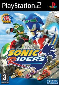 Sonic Riders (2006) plakat