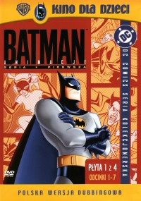 Batman (1992) plakat