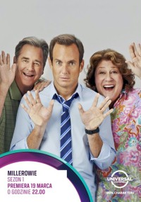 Millerowie (2013) plakat