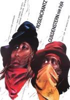 plakat - Rosencrantz i Guildenstern nie żyją (1990)