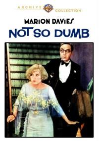 Not So Dumb (1930) plakat