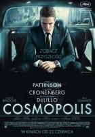 plakat - Cosmopolis (2012)