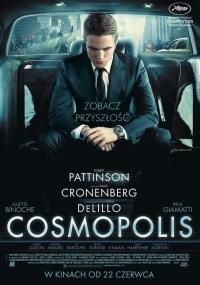 Cosmopolis (2012) plakat