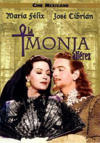 La monja alférez (1944) plakat
