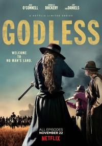 Godless (2017) plakat