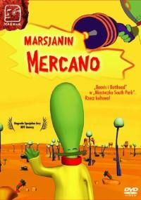 Marsjanin Mercano (2002) plakat