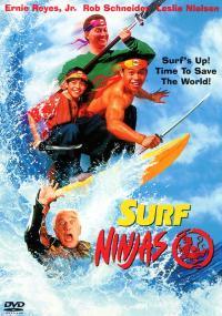 Surfujący ninja
