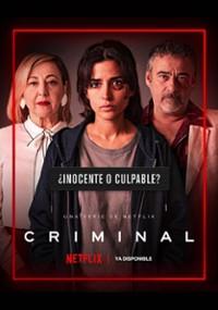 Criminal: Hiszpania (2019) plakat