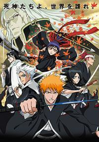 Gekijouban Bleach: Memories of Nobody