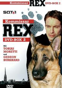Komisarz Rex (1994) plakat