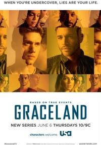 Graceland (2013) plakat
