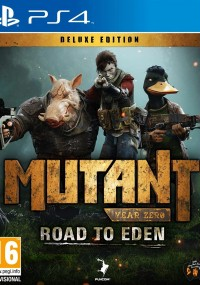 Mutant Year Zero: Road to Eden (2018) plakat