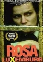 Róża Luksemburg (1986) plakat