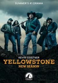 Yellowstone (2018) plakat
