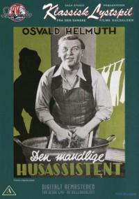 Den Mandlige husassistent (1938) plakat