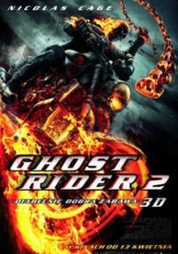 Ghost Rider 2 (2011) plakat