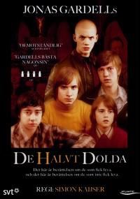 De Halvt dolda (2009) plakat