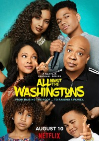 All About The Washingtons (2018) plakat