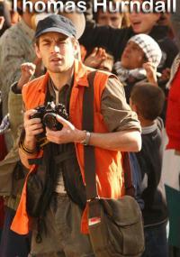 The Shooting of Thomas Hurndall (2008) plakat