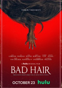 Bad Hair (2020) plakat
