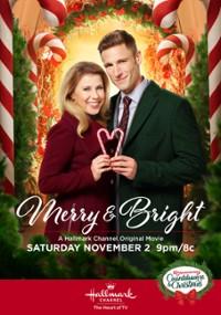 Merry & Bright (2019) plakat