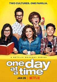 One Day at a Time (2017) plakat