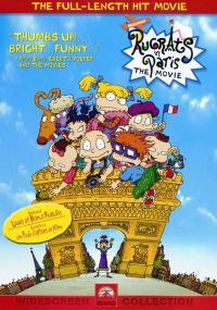 Rugratsy w Paryżu (2000) plakat