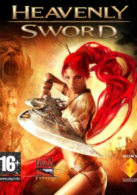 Heavenly Sword (2007) plakat