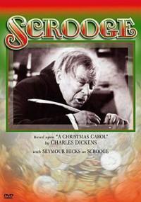 Scrooge (1935) plakat