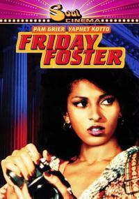 Friday Foster (1975) plakat