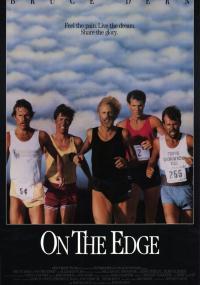 On the Edge (1985) plakat