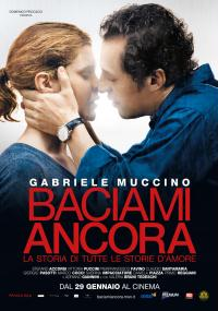 Baciami ancora (2010) plakat