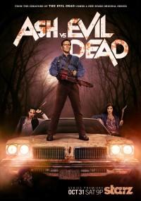 Ash kontra martwe zło (2015) plakat