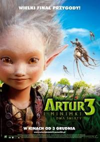 Artur i Minimki 3. Dwa światy (2010) plakat