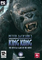 plakat - Peter Jackson's King Kong: The Official Game of the Movie (2005)