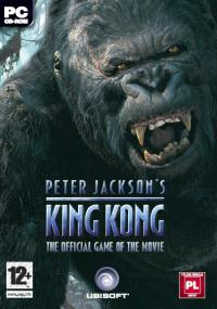 Peter Jackson's King Kong: The Official Game of the Movie (2005) plakat