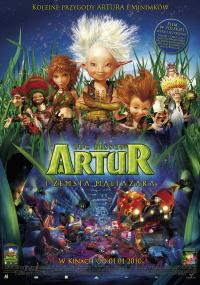 Artur i zemsta Maltazara (2009) plakat