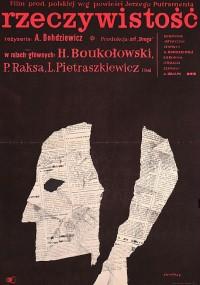 Rzeczywistość (1960) plakat