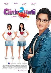 Cinta 2 hati (2010) plakat